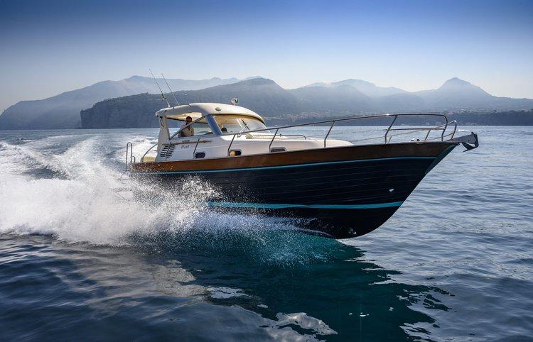 Boat for rent Aprea 38.0 feet in SORRENTO, Italy
