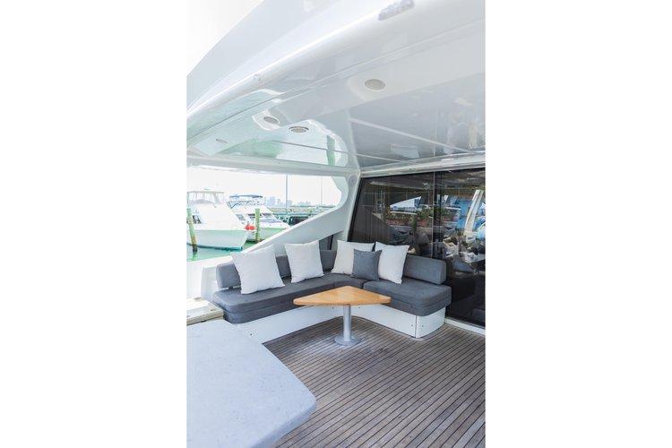 Boat for rent Azimut 86.0 feet in Eden Roc Hotel, FL