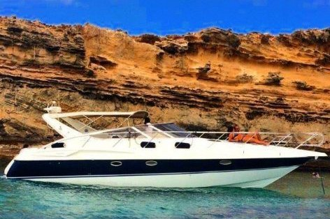 Boat for rent Cranchi 41.0 feet in peso da regua, Portugal