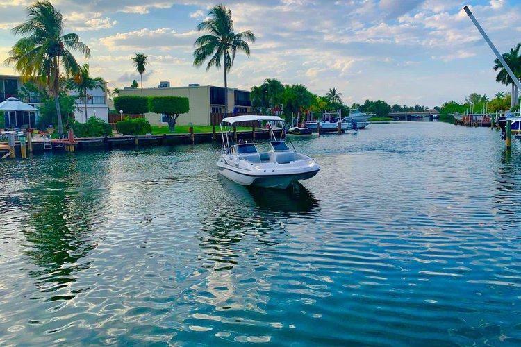 Motor yacht boat rental in North Miami Beach, FL, FL