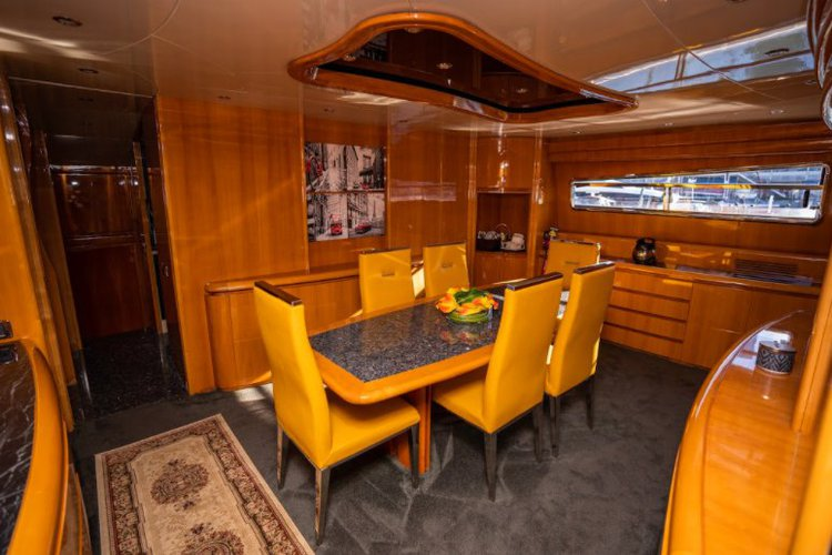 Boat for rent Maiora 103.0 feet in Miamarina at Bayside, FL