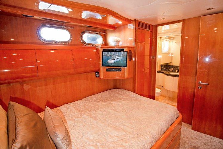 Motor yacht boat rental in Miamarina at Bayside, FL