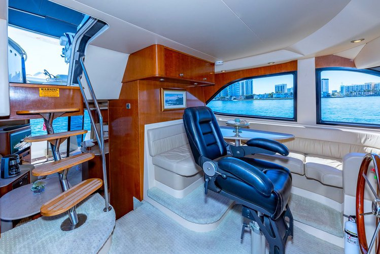 Boat for rent Meridian 60.0 feet in Harbor West Marina, FL