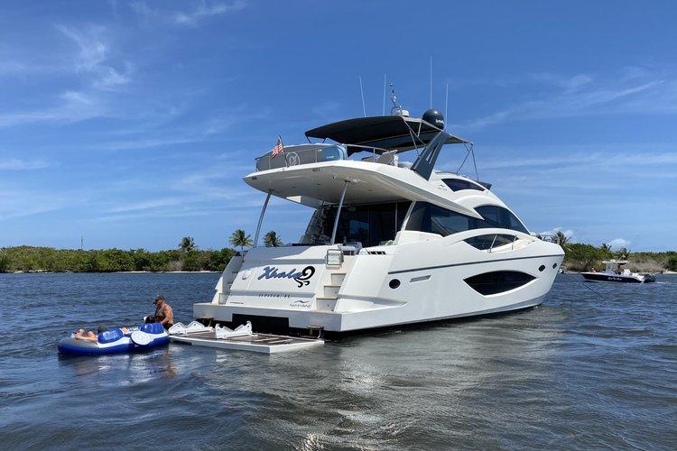 NuMarine's 75.0 feet in West Palm Beach