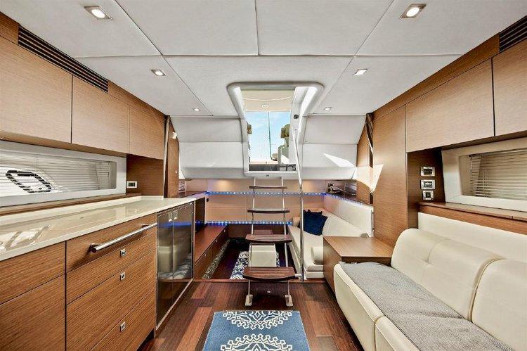 Boat for rent SEARAY 45.0 feet in MBM - Miami Beach Marina, FL