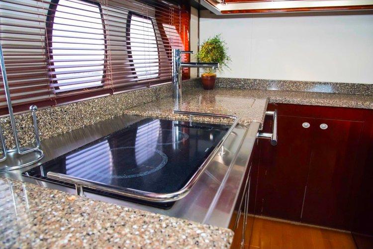 Motor yacht boat rental in Fontainebleau Marina, FL