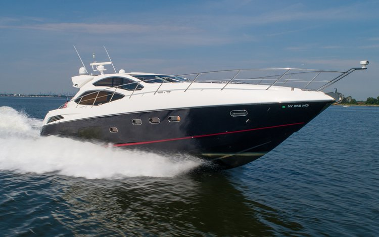 Sunseeker boat for rent in Sag Harbor