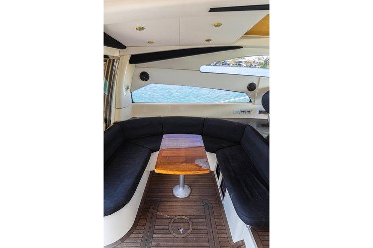 Motor yacht boat rental in South Miami, FL