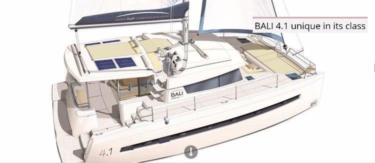 Charter a luxurious & comfortable sailing catamaran in Bahamas