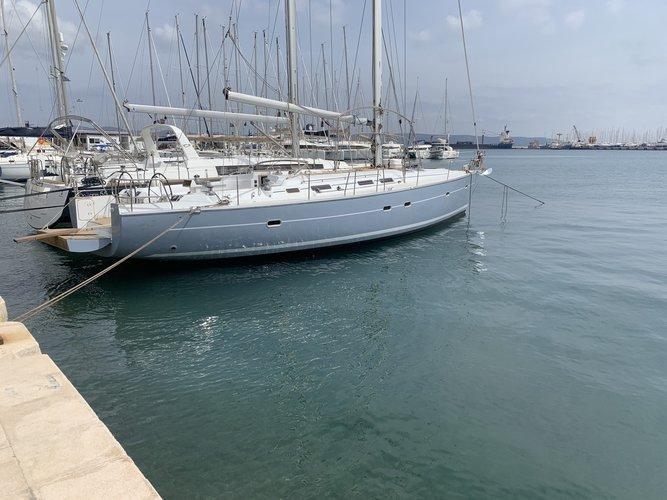 Boat for rent Bavaria 50.0 feet in Athens - Marina Alimos (Kalamaki), Greece