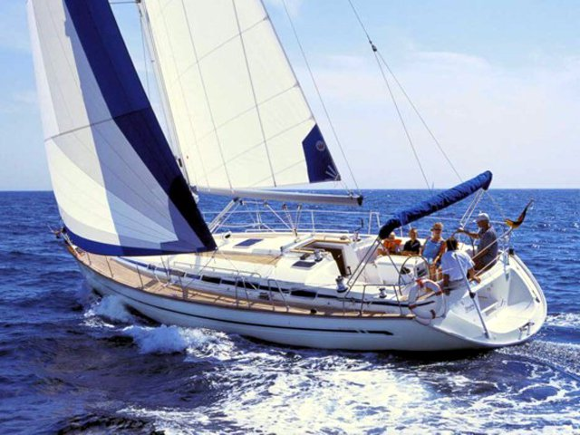 Get on the water and enjoy Nydri - Lefkada in style on our Bavaria Yachtbau Bavaria 44