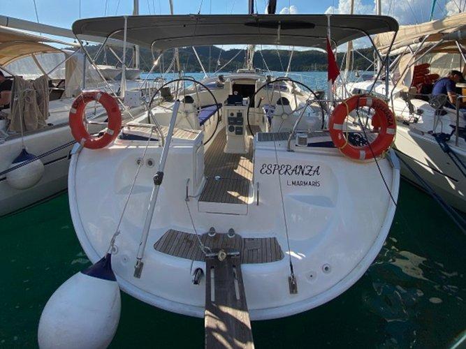 Enjoy luxury and comfort on this Bavaria Yachtbau Bavaria 46 in Fethiye