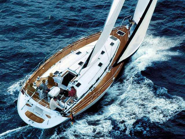 Climb aboard this Bavaria Yachtbau Bavaria 49 for an unforgettable experience