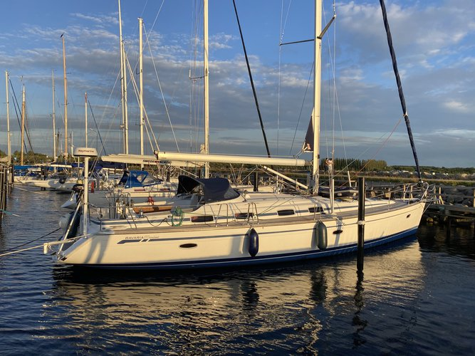 Discover Wallhamn in style boating on this sailboat rental