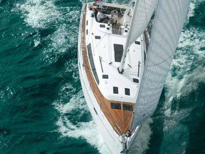 Charter this amazing sailboat in Salamina