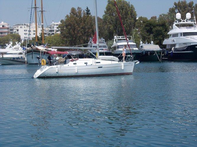 Rent this Beneteau Oceanis 311 for a true nautical adventure