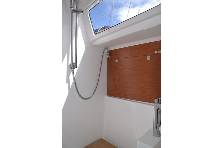 Boat for rent Dufour 42.0 feet in Compass Point marina, U.S. Virgin Islands