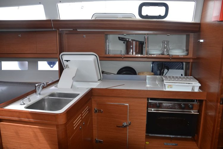 Dufour boat for rent in Charlotte Amalie