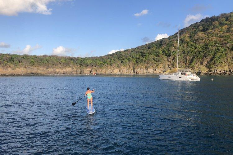 Catamaran boat rental in Prickly Bay Marina, Grenada
