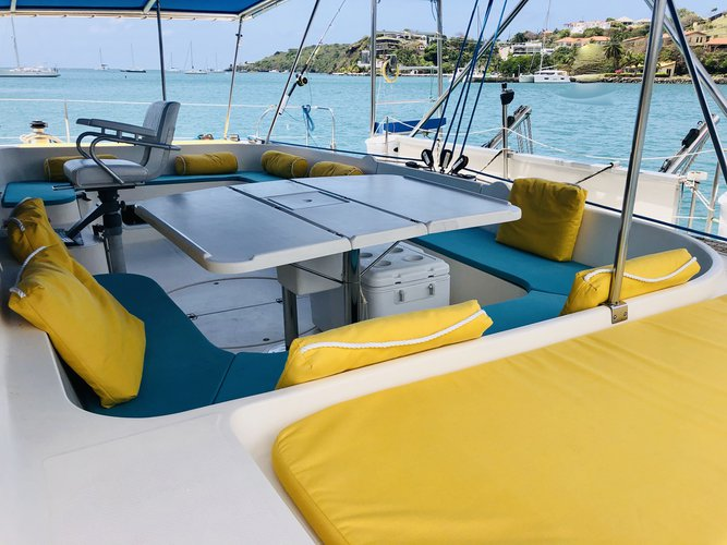 Discover The Grenadines Onboard Our Luxury Catamaran