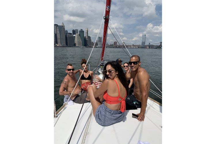 Boating is fun with a Sloop in New York