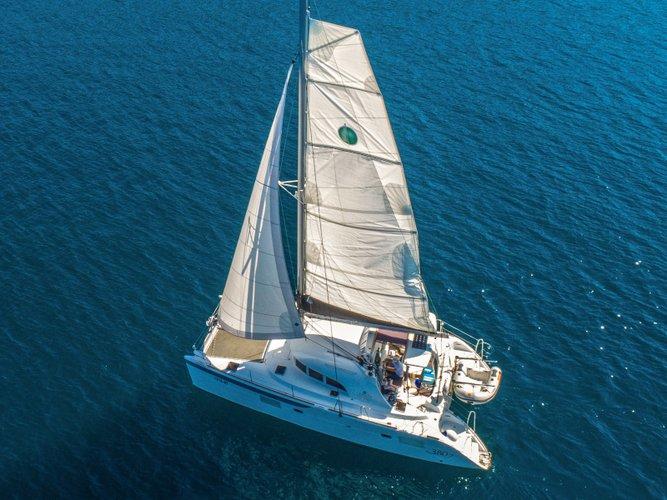 Experience Novi Vinodolski, HR on board this amazing Lagoon Lagoon 380
