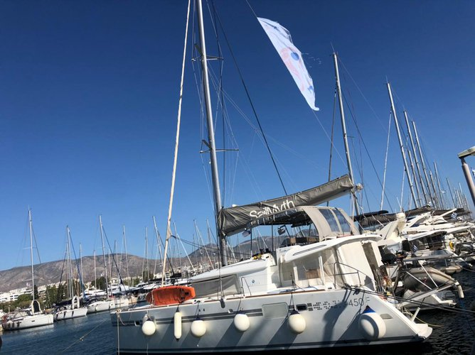 The best way to experience Santorini - Vlichada, GR is by sailing