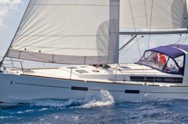 Enjoy Sailing in  British Virgin Islands aboard