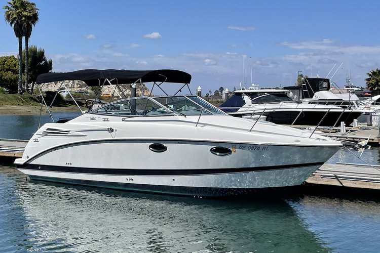 Maxum 28ft Luxury Boat-Newport Harbor Cruise. Dock and Dine offers. We host Parties! COVIDsafe