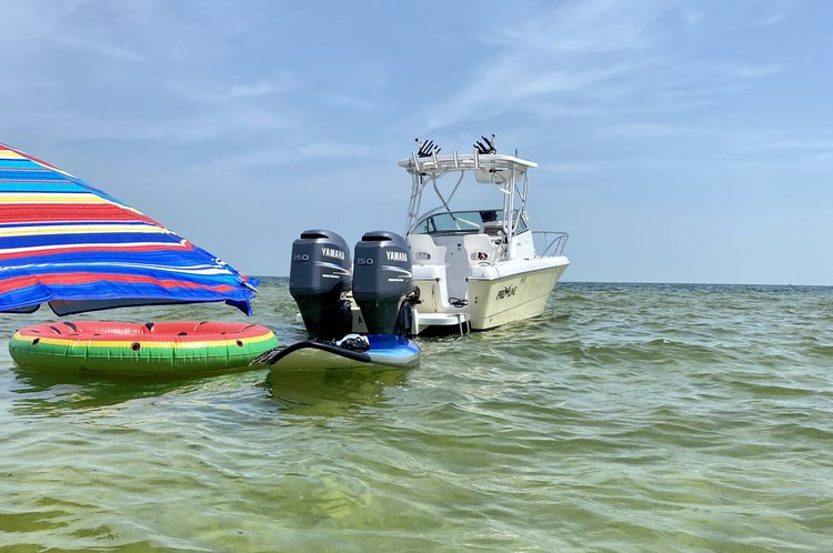 Boat for rent Proline 24.0 feet in Rickenbacker Marina, FL