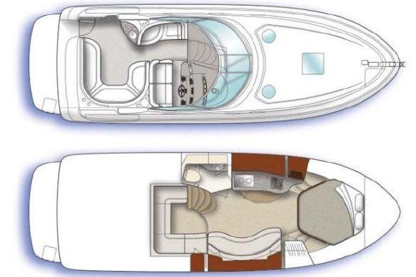 SeaRay's 37.0 feet in Miami Beach