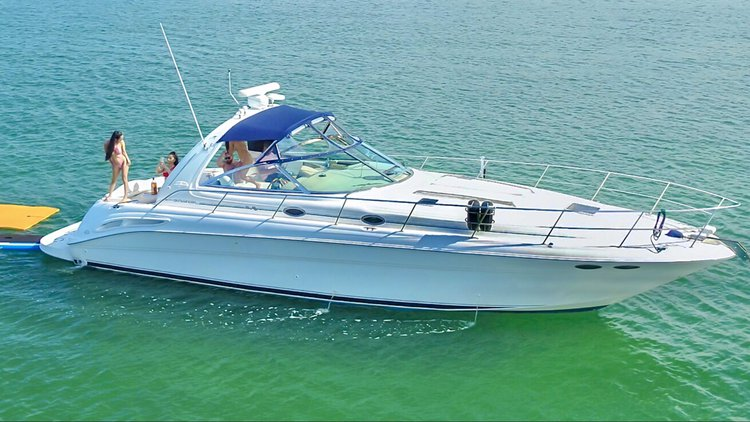 ** 46 Ft Party Cruiser - NO PLANS**