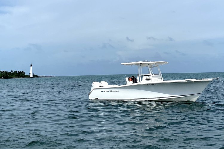 Comfortable boat for family and friends
