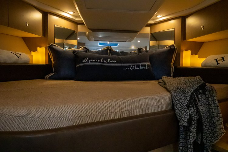 Motor yacht boat rental in Marine Max at Pier 59 - Chelsea Piers, NY