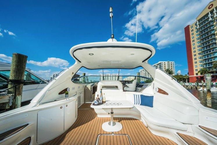 Luxury 58 ft Yacht