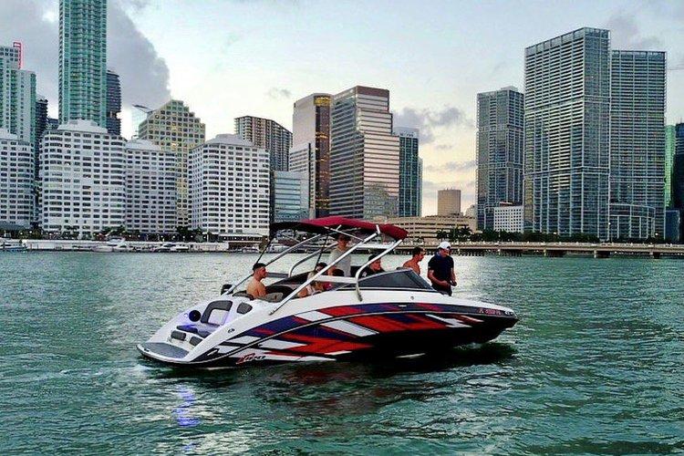 Boat for rent Yamaha 24.0 feet in Oceanika Yachts Marina, FL