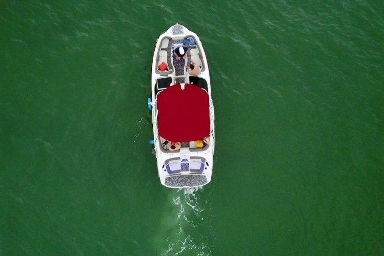 Bow rider boat rental in Oceanika Yachts Marina, FL