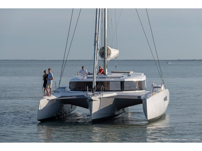 All you need to do is relax and have fun aboard the  Neel 47
