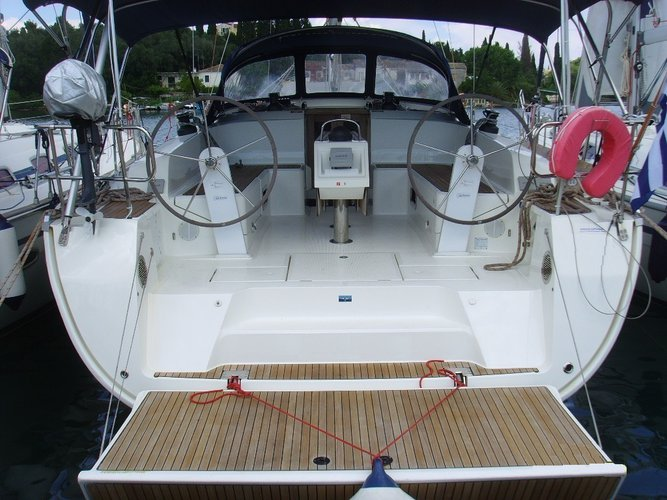Rent this Bavaria Yachtbau Bavaria 46 Cruiser 2015 for a true nautical adventure