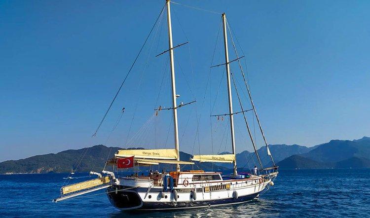 M/S DERYA Deniz - VIP Gulet with AC in TURKEY
