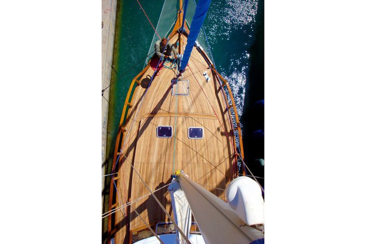 Boat for rent Custom Made 56.0 feet in marina Agios Nikolaos,Lasithi,Crete, Greece
