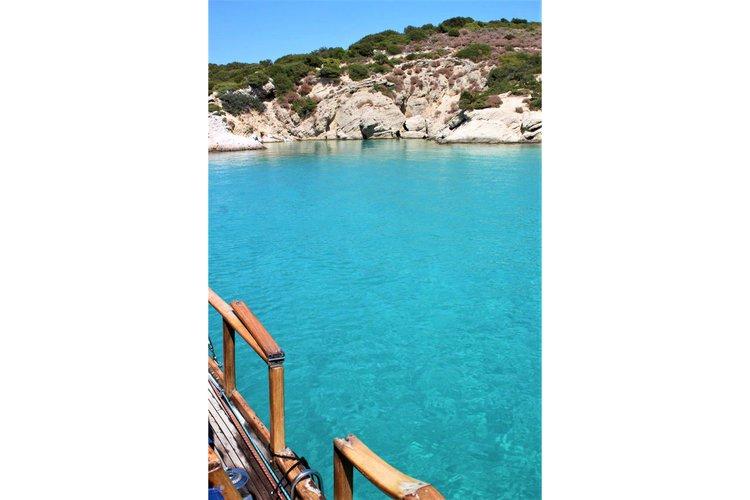 Boating is fun with a Classic in Agios Nikolaos