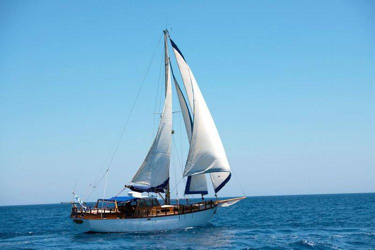 Sailing in Agios Nikolaos