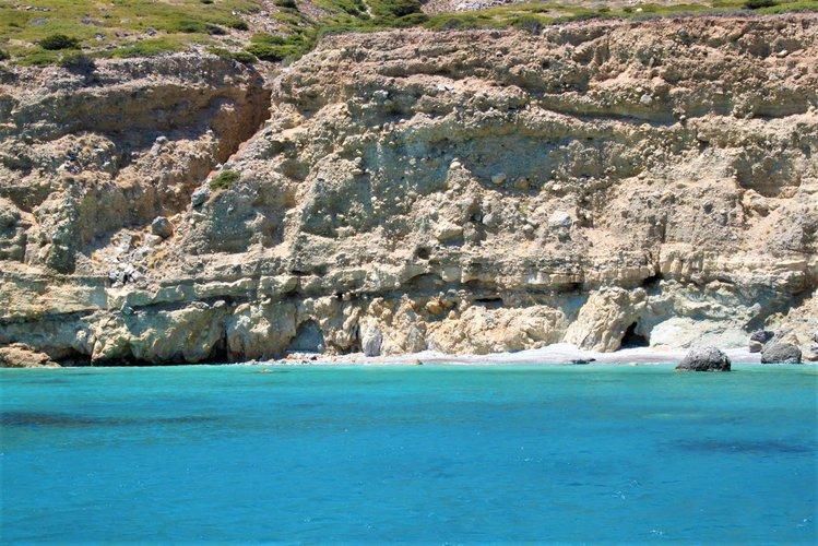 Classic boat for rent in Agios Nikolaos