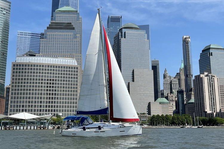 Sloop boat rental in Chelsea Piers Marina, NY