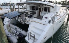 Climb aboard the excellent Lagoon 450