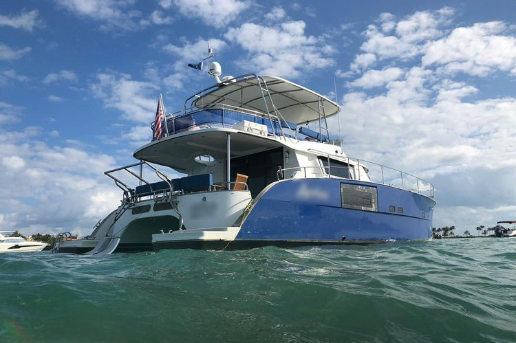 Boat for rent Fountaine Pajot 47.0 feet in Rickenbaker Marina, FL
