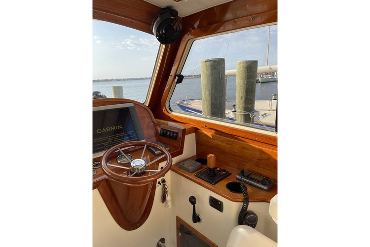 Boating is fun with a Hinckley in Sag Harbor