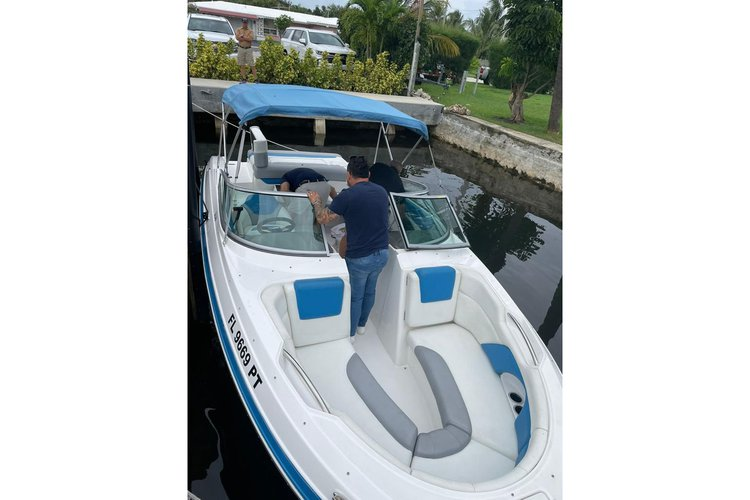 Boat for rent RINKER 24.0 feet in Miami Beach, FL