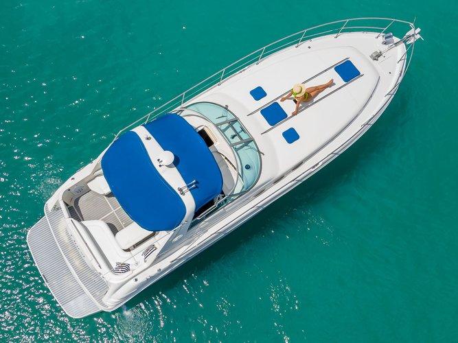 Boat for rent Sea Ray 40.0 feet in sea isle marina, FL